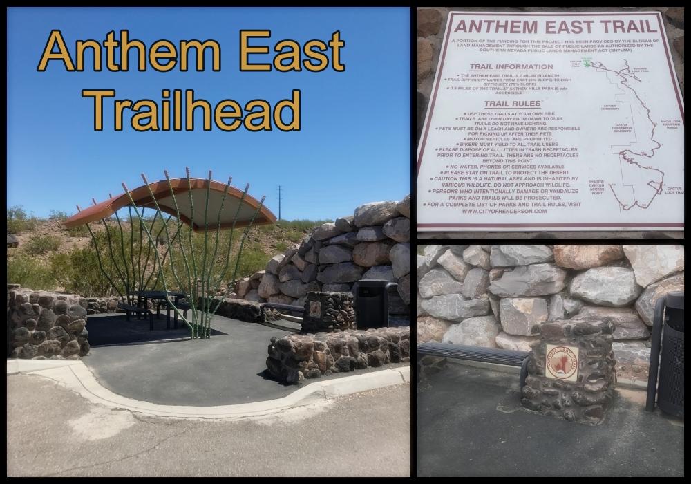 Anthem East Trailhead
